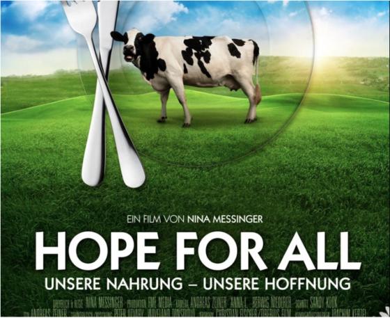 Filmtipp: Hope for all. Unsere Nahrung – unsere Hoffnung